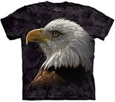 The Mountain Bald Eagle Portrait T-Shirt