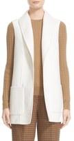 Michael Kors Women's Wool Blend Vest