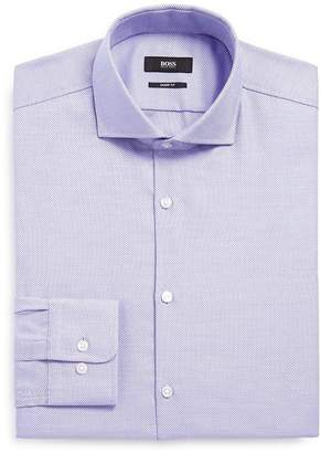 BOSS Mark Sharp Fit – Regular Fit Dress Shirt