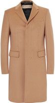 Burberry Virgin Wool And Cashmere-blend Overcoat