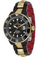 Toy Watch Unisex ToyWatch Mr Hyde Spikes Watch HY07BKS