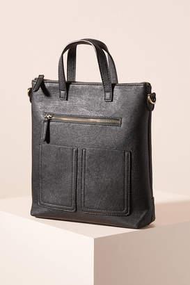 Anthropologie Alyssa Mini Convertible Backpack