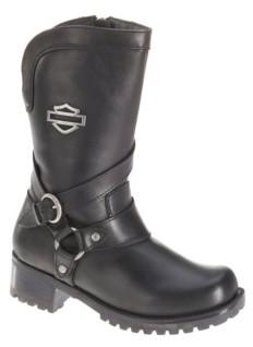 Harley-Davidson Women's Amber Lug Sole Boot Women's Shoes