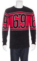 Hood by Air Angora-Blend 69 Sweatshirt