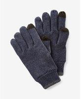 Express tech touchscreen compatible winter gloves
