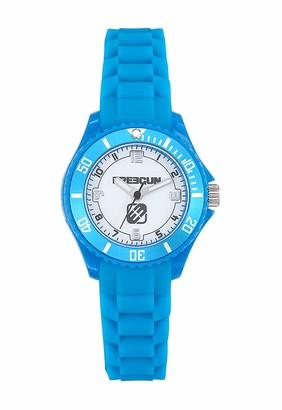 Freegun Boys Analogue Quartz Watch with Silicone Strap EE5251