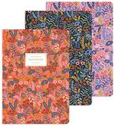 Rifle Paper Co. Tapestry Notebook, Set of 3