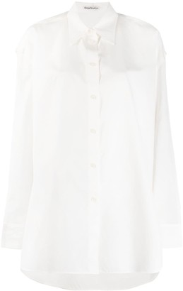 Acne Studios Inverted-Seam Shirt