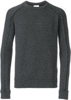 Dondup exposed seam jumper - men - Cotton/Polyester/Viscose/Wool - M
