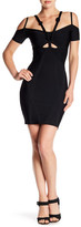 Dalia MacPhee Body Con Dress