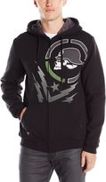 Metal Mulisha Men's Insult Sherpa Lined Zip Hoodie