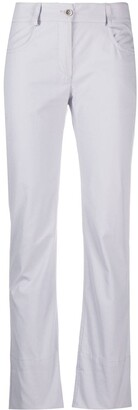 Mr & Mrs Italy Flared Skinny Trousers