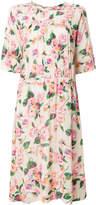 Bellerose floral print dress