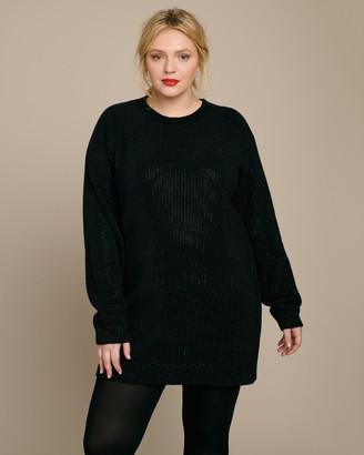 RtA Celeste Sweater Dress