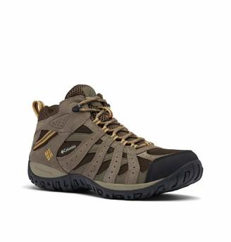Columbia Men Redmonda Mid Waterproof Wide Hiking Boot