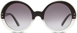 Oliver Goldsmith Sunglasses Oops 1973 Floating Monochrome