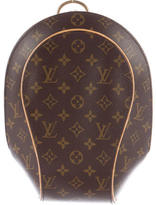Louis Vuitton Monogram Ellipse Backpack