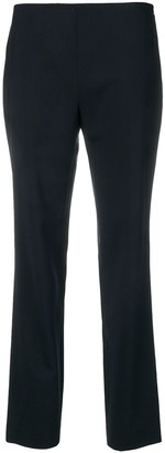 Jil Sander Pre-Owned Tapered Fitted Trousers