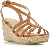 Head Over Heels KIMMI - Strappy Wedge Sandal