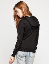 Full Tilt Essential Womens Zip Hoodie