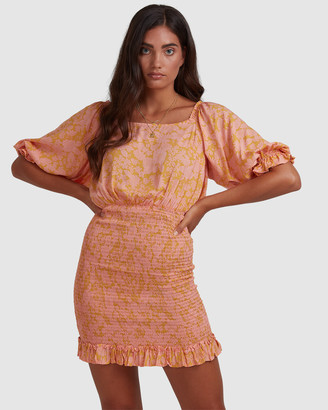 Billabong Summer Sun Dress