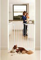 Dream Baby Dreambaby® Chelsea Tall Wide Auto-Close White Gate 97-106cm