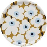 Marimekko Unikko Plywood Tray - Mini - Beige/White/Blue