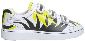 Ash Pharell Lace-Up Sneakers