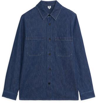 Arket Denim Shirt
