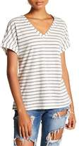 Threads 4 Thought Vintage Wash Striped Tee