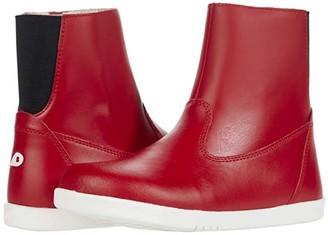 Bobux Paddington Waterproof Boot (Toddler/Little Kid) (Red 2) Kid's Shoes