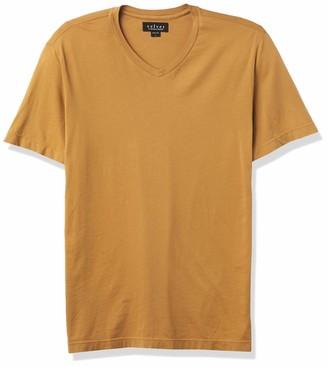 Velvet by Graham & Spencer Men's Samsen Short Sleeve V Neck Shirt