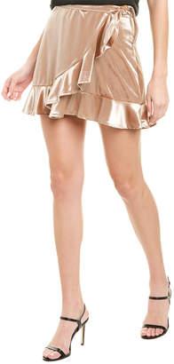 BB Dakota Look This Good Ruffle Skirt