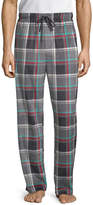Stafford Mens Microfleece Pajama Pants- Big and Tall