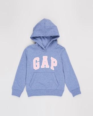 Gapkids Arch Logo Pullover Hoodie - Teens