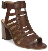 Tahari Avid Leather Cage Sandals