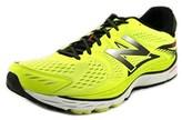 New Balance M880 Men 2e Round Toe Synthetic Yellow Running Shoe.