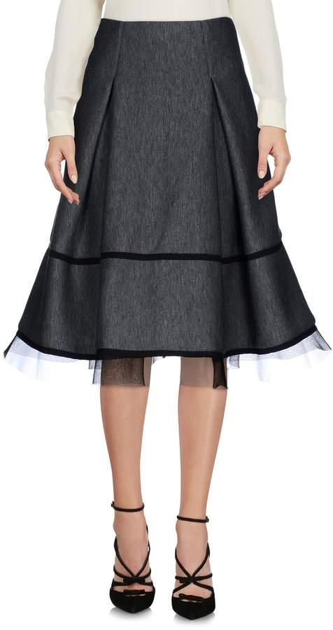 Donna Karan Knee length skirts - Item 35343581