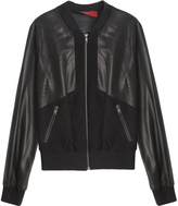 Tamara Mellon Leather Jacket