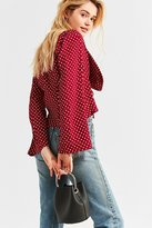 Urban Outfitters Ring Handle Mini Bucket Bag