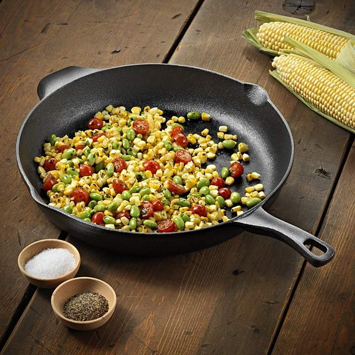 "Calphalon 12"" Fry Pan with Helper Handle"