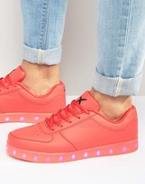 Wize & Ope LED Low Sneakers