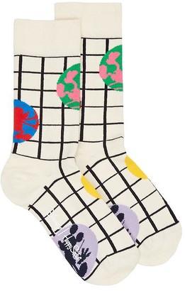 Happy Socks Disney Behind Seams Crew Socks