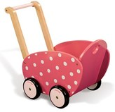 Janod Toddler Framboisine Doll Carriage