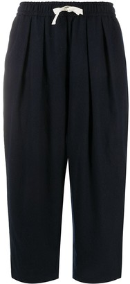 Sofie D'hoore Poussin Wowa cropped trousers