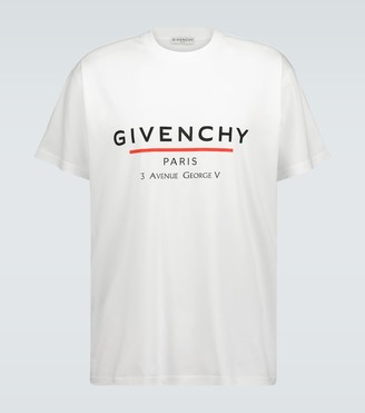 Givenchy Label oversized T-shirt