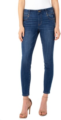 Liverpool Gia Ankle Skinny Jeans