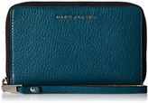Marc Jacobs Wingman Zip Wristlet Phone Wallet