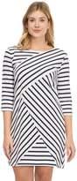Izod Women's Boatneck Shift Dress