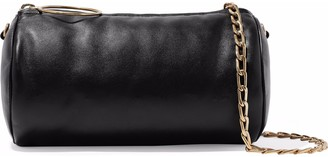 Stella McCartney Puffer Mini Faux Leather Shoulder Bag